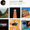 Instagram Gets a Cleaner Web Design