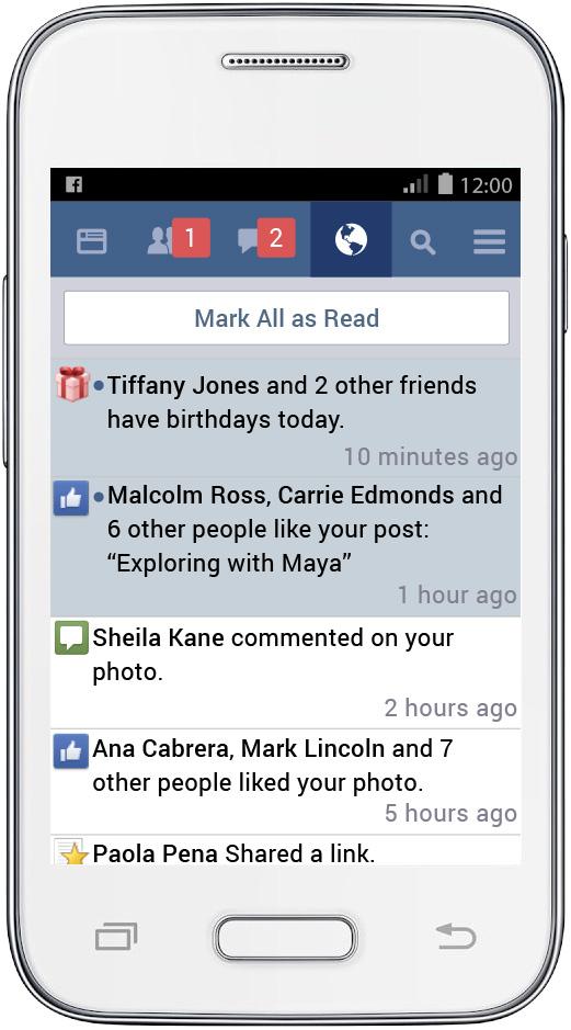 FB Lite Notfications   Social Media   Online Reputation