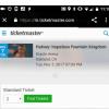 YouTube'dan Konser Bileti Satışı