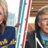 Periscope'tan Hillary Clinton ve Donald Trump Maskeleri!