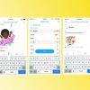 Snapchat'ten Grup Sohbeti Özelliği