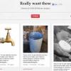 Unicef'ten etkileyici Pinterest Kampanyası