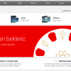Apple Online Store Artık Türkiye'de
