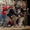 Noel Kazaklı Yılbaşı Coşkusu