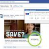 Facebook Bağış Butonu