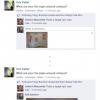 Facebook Fotoğraflı Yorum Özelliği