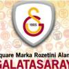 Galatasaray Foursquare Marka Rozeti