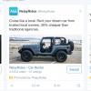 Twitter Hareketli Uygulama Yükleme Reklamını Test Ediyor