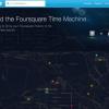 Foursquare Zaman Makinesi