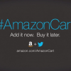 #AmazonCart