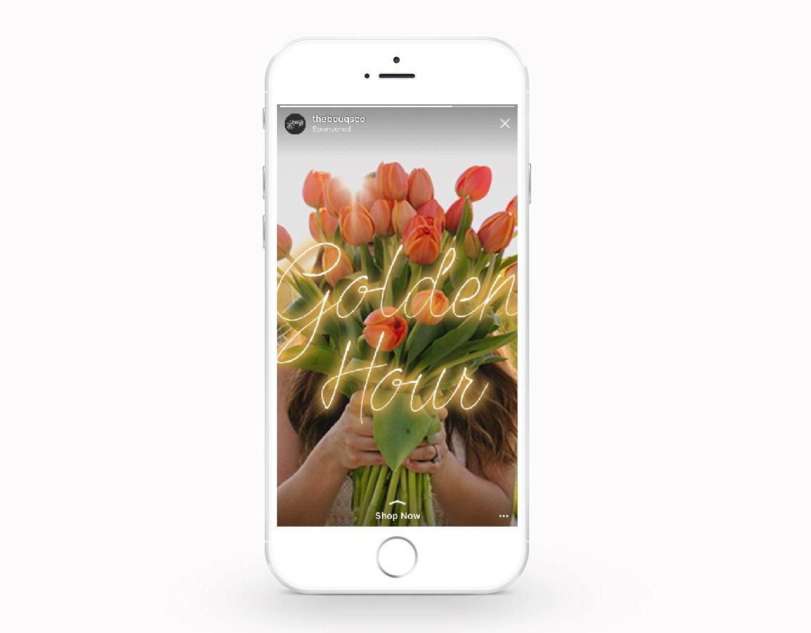 Instagram'a Messenger'a Tıkla Reklamları Geliyor 86