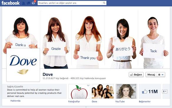 Facebook Global Sayfalar