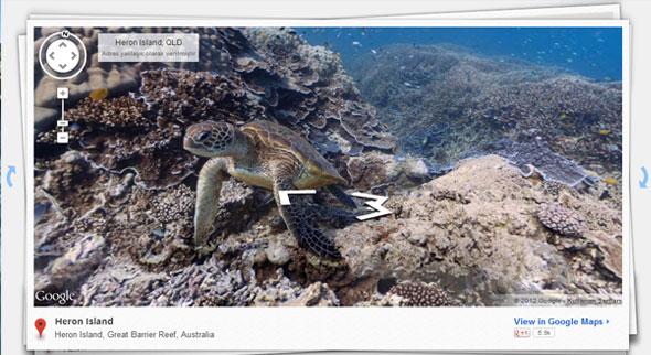 Google Maps Ocean - Google Haritalar Okyanus